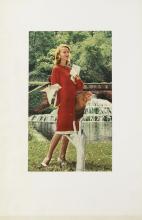 GEORGES HUGNET (1906-1974) Femme à la poule (Executed in 1961)