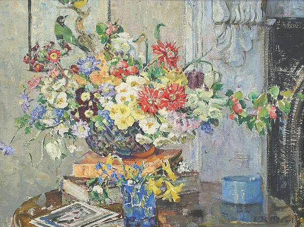 Emily Beatrice Bland (British, 1864-1954)