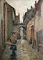 Frederick Stead (British, 1863-1940) The errand, Fred Stead, Click for value