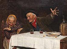Gaetano Bellei (Italian, 1857-1922) The joker