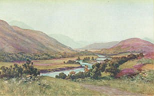 CALDERWOOD (WILLIAM LEADBETTER) The Salmon Rivers and Lochs of Scotlan