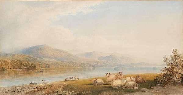 Cornelius Pearson (British, 1809-1891) and Thomas Francis Wainewright (British, exh. 1831-1883)