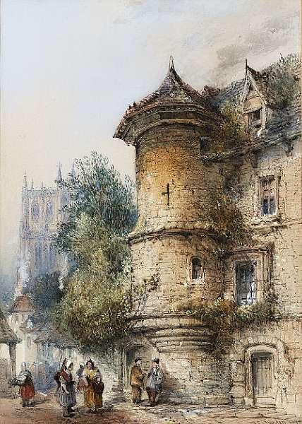 Thomas Coleman Dibdin (British, 1810-1893)