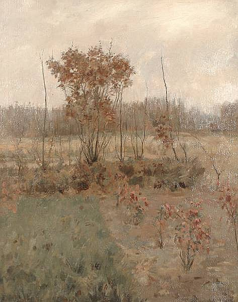 Anton (Rudolf) Jr. Mauve (Dutch, 1876-1962)