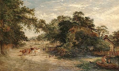 Benjamin Shipham (British, 1806-1872)