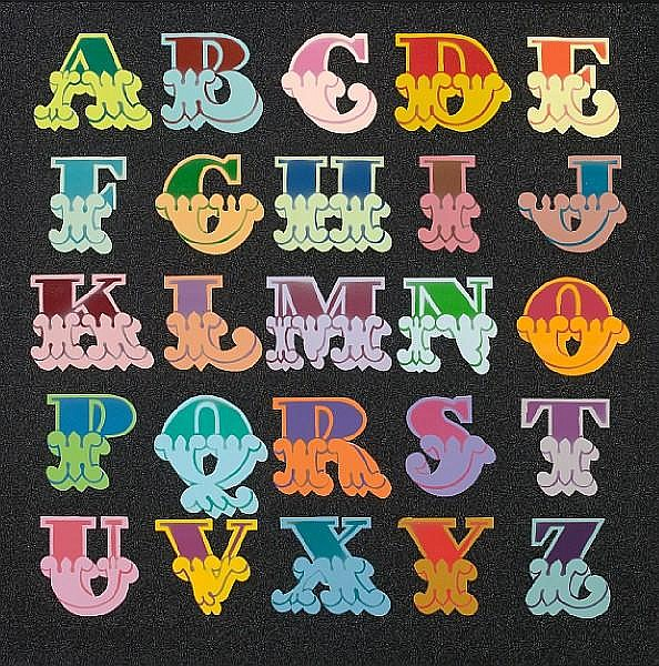 Eine (British, born 1970) 'Circus A-Z', 2010