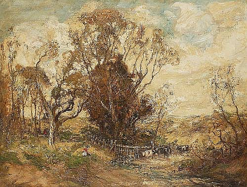 William Mouncey (British, 1852-1901)