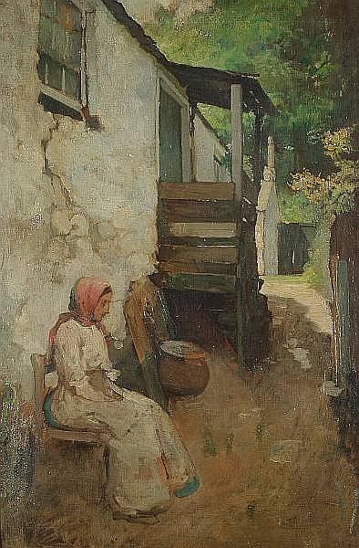 David Forrester Wilson, RSA (British, 1873-1950)