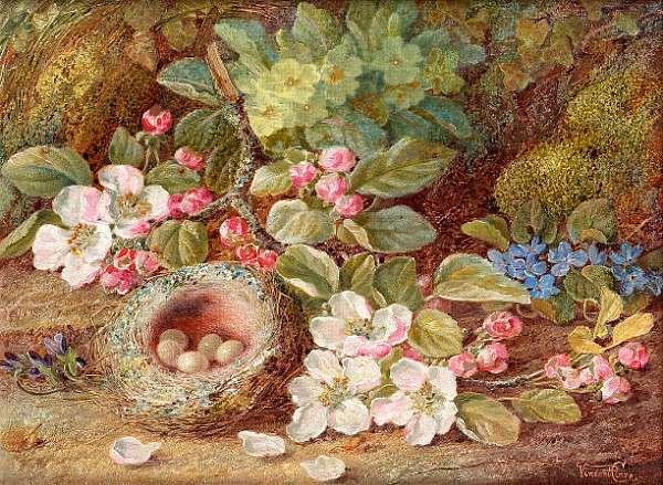 Vincent Clare (British 1855-1930)