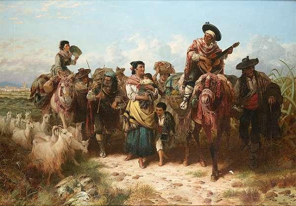 Robert Kemm (British 1837-1895)