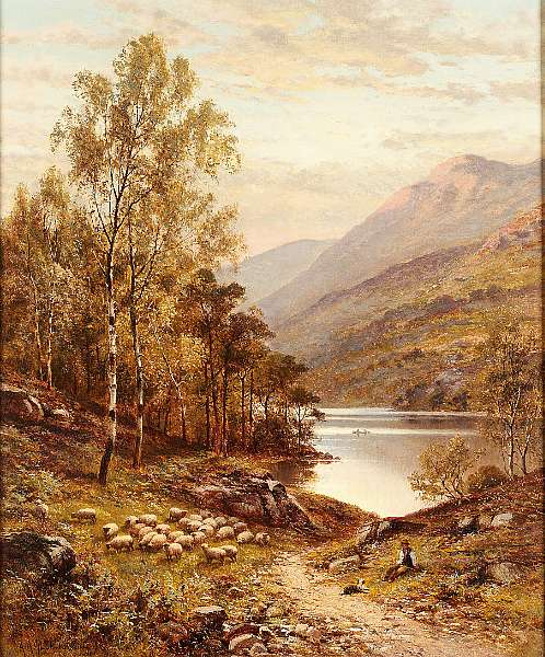 Alfred Augustus Glendening (British 19th century)