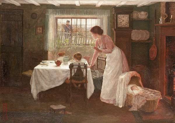 Mabel I. Young (British exh. 1896-1903)