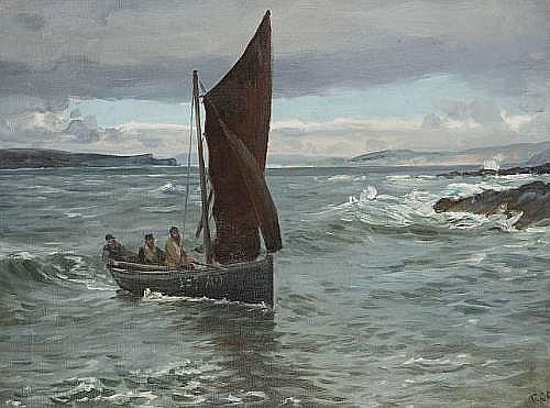 Robert Cree Crawford (British, 1842-1924)