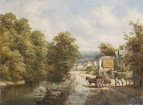 Alfred Gomersal Vickers (British, active 1810-1837)
