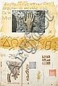 Joe Tilson RA (British, born 1928) Untitled, 1977