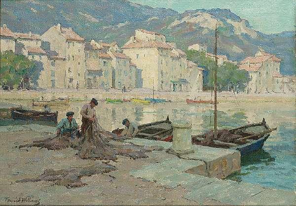 Terrick Williams R.A. (1860-1936)
