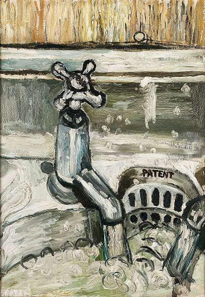 kitchen sink realism bratby works on at auction amp biography 2845
