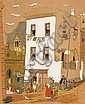 Leng Dixon (South African, 1916-1968) Cape Malay Quarter, Leng Dixon, Click for value