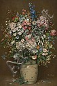 Andrew Law (British, 1873-1967) 'Blossoms', Andrew Law, Click for value