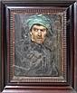 Daniel A. Veresmith (1861-1932) Man in a green turban, Daniel Albert Wehrschmidt, Click for value