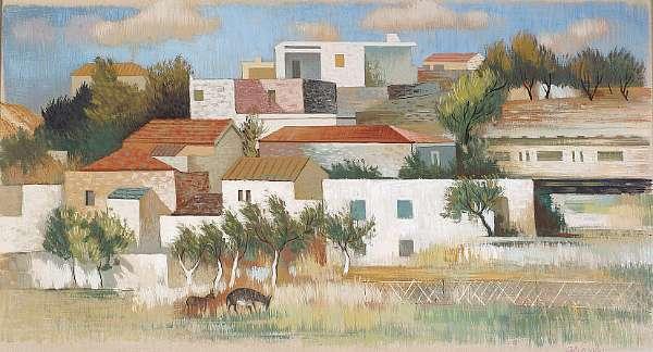 Agenor Asteriadis (1898-1977)