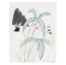 KEN PRICE (1935-2012) Untitled, 1982