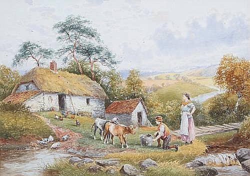 Arthur D* Bell (British, 1884-1966)