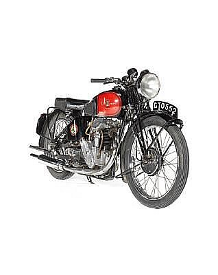 1939 Excelsior 349cc Manxman