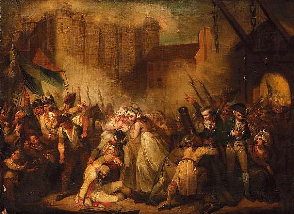 Henry Singleton (London 1766-1839)