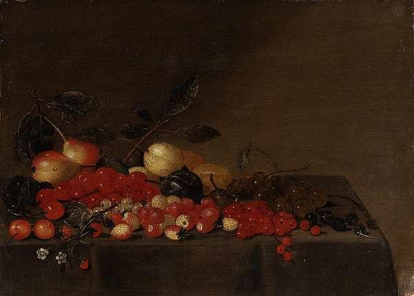Floris Gerritsz. van Schooten (active Haarlem 1605-1655)