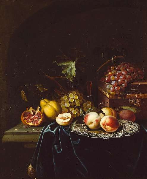 Johannes Borman (active Leiden 1653-1659)