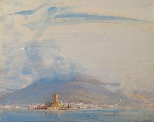 Cecil Arthur Hunt A.R.W.S. (British, 1873-1965)