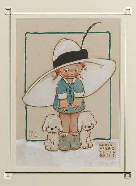 Mabel Lucie Attwell Works On Sale At Auction Amp Biography