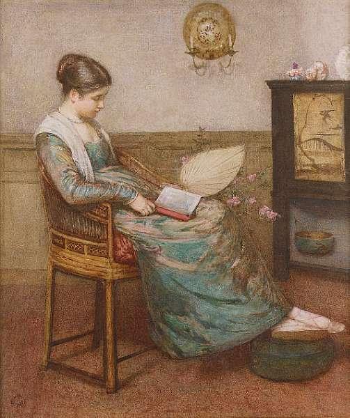 Edward Frederick Brewtnall, R.W.S. (British, 1846-1902)