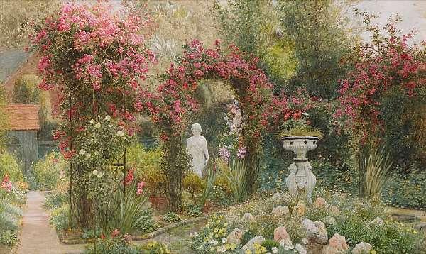 Arthur Claude Strachan (British, 1865-1932)