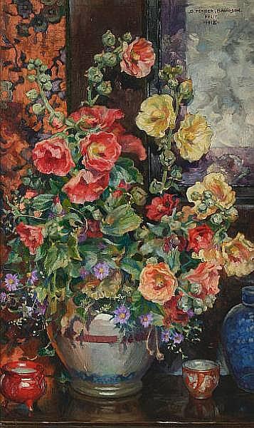 Daniel Pender Davidson (British, 1885-1933)