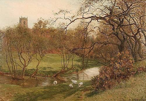 George Moore Henton (British, 1861-1924)