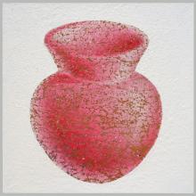 Farhad Moshiri (Iran, born 1963) Red Jard on Destroyed White