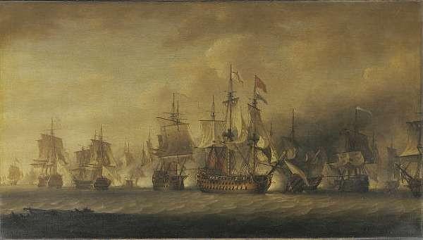 Nicholas Pocock (British, 1740-1821)