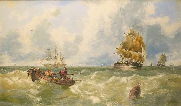 John Callow (British, 1822-1878)