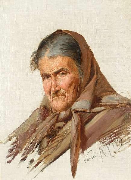 Antonio Varni (Italian, c.1845-1908)