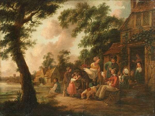Peter le Cave (circa 1769-1811 London)