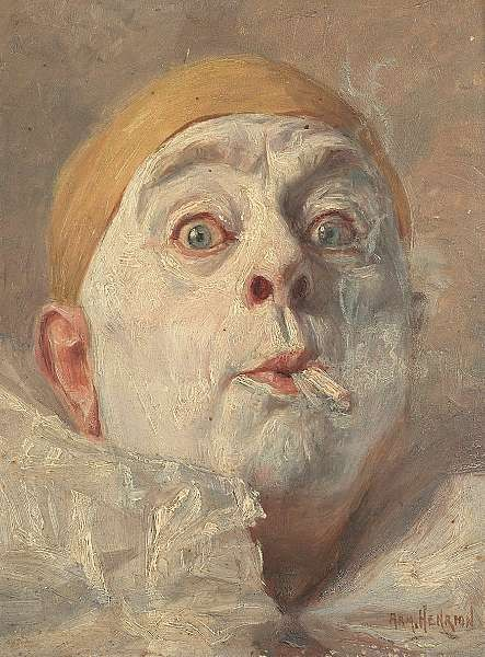 Armand Henrion (Belgian, b.1875)