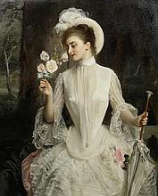 View Gustave Jean Jacquet art prices and auction results