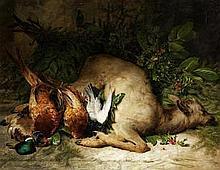 Sophie Anderson (British, 1823-1903) Still life