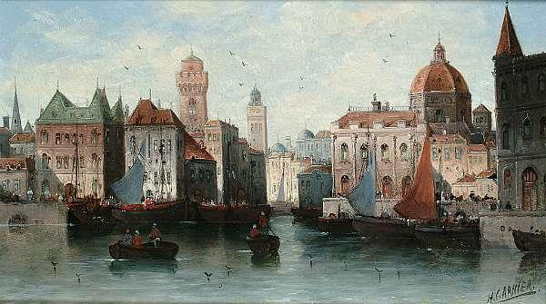 Henri Carnier (British, 1800-1868)
