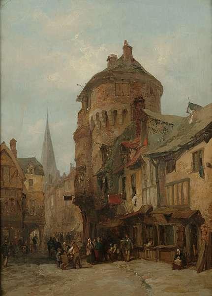 Lewis John Wood (British, 1813-1901)