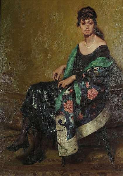 Bruno Croatto (Italian 1875-1945)