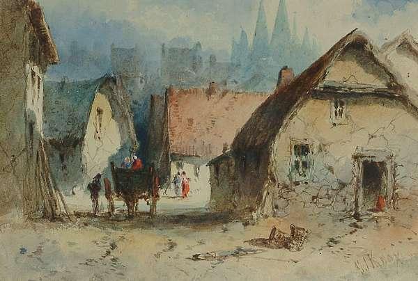George James Knox (British, 1810-1897)