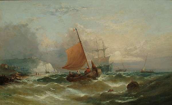 William H. Williamson (British, 1829-1883)